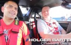 Ride Along In The Porsche 918 Spyder With Chris Harris: Video