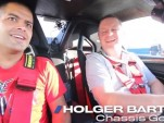 Chris Harris rides along in the Porsche 918 Spyder