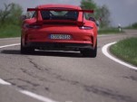 Chris Harris tests the 2016 Porsche 911 GT3 RS