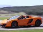 Chris Harris tests the McLaren MP4 Spider