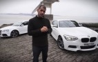Chris Harris Compares The BMW M135i And Audi RS3: Forbidden Fruit Video