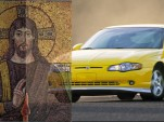 Christ and the 2005 Chevrolet Monte Carlo