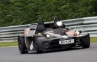Watch KTM's X-Bow RR Lap The 'Ring In 7:25