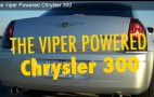 Full Story On Viper-Powered Chrysler 300 SRT10
