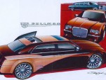 Chrysler 300C Pullman set for SEMA