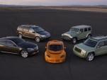 Chrysler ENVI Vehicles