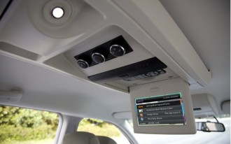 Chrysler Gets Mobile TV, Again: This Time It's For Grownups
