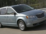 Chrysler Town &amp; Country plug-in hybrid