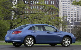 Chrysler To Set Caps, Send Fewer Cars To Rental Fleets