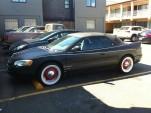 Out Of Tune Chrysler Sebring Convertible, San Francisco