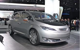 2012 Chrysler 700C Concept: Detroit Auto Show