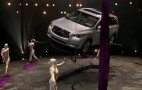 2013 Infiniti JX Crossover, As Seen By Cirque du Soleil: Video