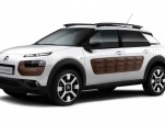 Citroen's Clever Cactus Compact Cuts Mass, Emissions