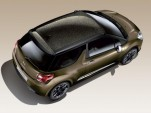 Citroen DS3 Electrum: Paris Auto Show Preview