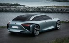 Citroën hints at next C5 with Cxperience sedan concept