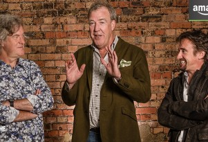 Clarkson, Hammond, And May Sign With Amazon