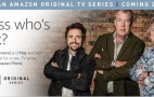 Clarkson, Hammond, May Confirmed For New Show On Amazon Prime