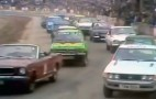 Insanity Is Street Cars On The Track In 1975 Britain: Video