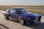 Classic Recreations creates Shelby gold with purple(ish) GT500