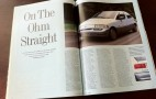 Chevy Volt? Old News! CleanAir Electric Car Did It 20 Years Ago