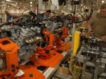 Cleveland Engine Plant No. 1 EcoBoost production line