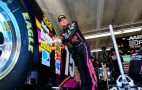 NASCAR Recap: Clint Bowyer Saves Enough Gas To Win In Charlotte