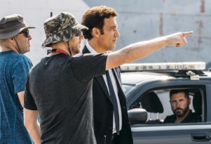 "Clive Owen returns as The Driver for the BMW Films ""The Hire"" series"
