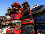 Cash For Clunkers Cars Stacking Up, Can't Be Recycled Quickly Enough