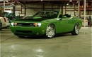 Challenger Convertible to Bow at SEMA
