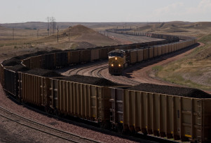 'Fossil fuels are dead,' says CSX railroad chief: no more new trains for coal, ever