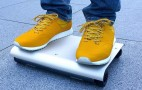 Electric Minimalism: Laptop-Size Electric Skateboard Scoots You Around