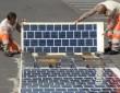 Colas Wattway road-mounted solar panels
