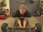 Colin Furze builds a go kart using simple tools