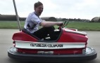 The world's fastest bumper car can hit 100 mph
