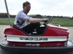 Colin Furze builds the world's fastest bumper car