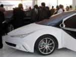 Libyan Leader Gaddafi Turns To Car Design