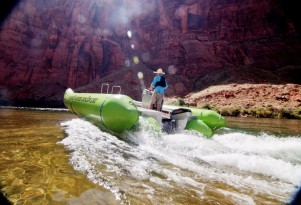 Now You Can Ride An All-Electric Raft Down The Colorado River