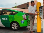 Need a Place to Plug Your Electric Car in? Reserve it First