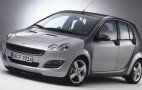 Comeback Planned For Smart Forfour