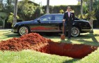Brazilian Man Plays Pharoah, Buries His Bentley For A Beautiful Afterlife