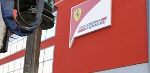 Construction of Scuderia Ferrari's new headquarters