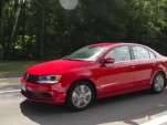 Consumer Reports tests 2015 Volkswagen Jetta TDI diesel in 'cheat mode,' October 2015 [video frame]