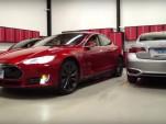 "Consumer Reports tests Tesla Model S ""Summon"""