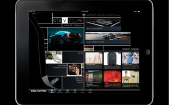2011 Cadillac CTS Coupe Finds Its Calling -- As A Muse For iPad Developers
