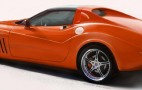 Corvette based Anteros Coupe and Convertible heading for SEMA