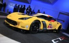 2014 Corvette C7.R: Live Photos & Video From 2014 Detroit Auto Show