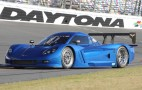 Oliver Gavin Tackles New Corvette Daytona Prototype