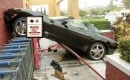 Corvette parking fail