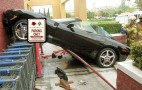Parking Fail: 45-Degree Parking Is The New Horizontal For Chevrolet Corvette Driver
