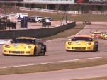 Corvette Racing at the 2011 Petit Le Mans